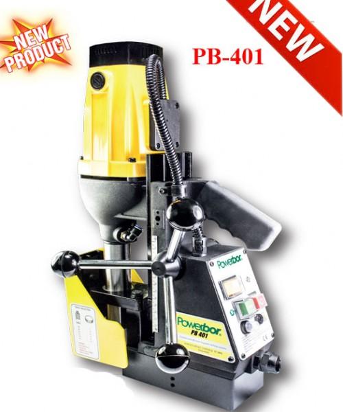Máy khoan đế từ 40mm xuất xứ Châu Âu hiệu Powerbor PB-401